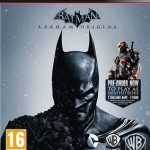 Batman: Arkham Origins okładka